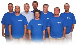 Blue Ribbon Pelham Waters Staff